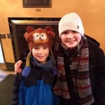 Noah and good friend Eli Tokash (A Christmas Story the Musical, Pipin, Finding Neverland)