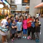 Maggots in Shubert Alley